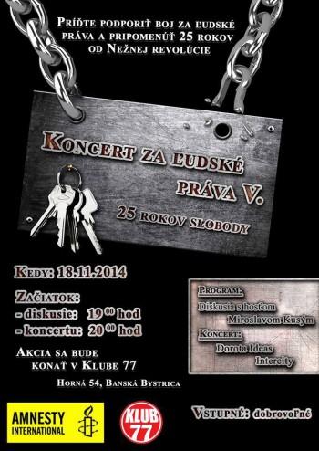 Koncert za ludske prava