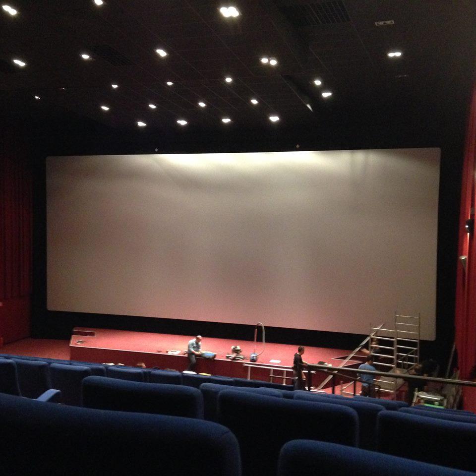 a4064819d FOTO: V bystrickom multikine Cinemax zväčšili plátna a zaviedli nový 3D  systém