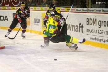 Hokej - Banska Bystrica vs. Zilina - 27.01.2015 - Banska Bystrica