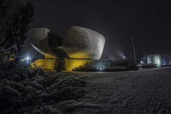nocna Bystrica sneh