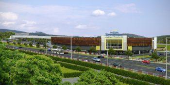autobusova stanica terminal shopping center