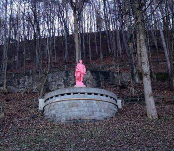 socha partizana