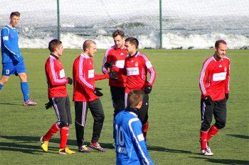 FK Dukla - FC Nitra priprava   REGIONAL MEDIA, s.r.o.