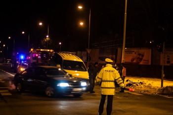 Dopravna nehoda noc | REGIONAL MEDIA, s.r.o.