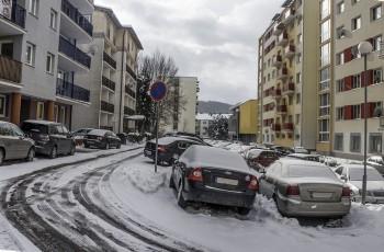 Parkovanie Kukucinova, Horna, Banska Bystrica | REGIONAL MEDIA, s.r.o.
