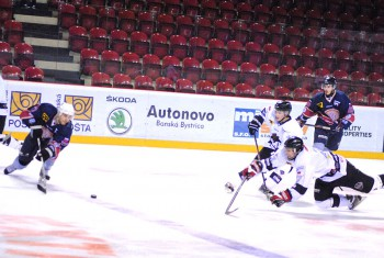 UMB Hockey team - Diplomats Pressburg_31