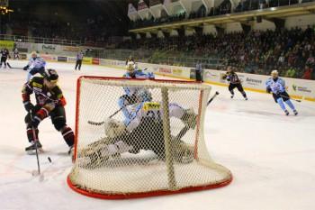 Hokej - HC 05 Banska Bystrica vs. HK Nitra - 22.03.2015 - Banska Bystrica