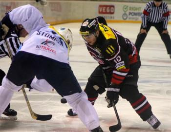 Hokej - HC 05 Banska Bystrica vs. HK Nitra - 23.03.2015 - Banska Bystrica