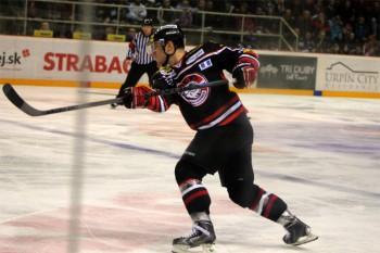 Hokej - HC 05 Banska Bystrica vs. HK Nitra - 27.03.2015 - Banska Bystrica