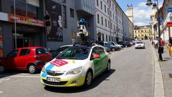 google street view ilustracne