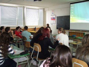 gymnazium gjgt studenti