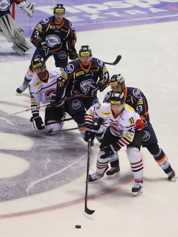 HC Kosice - HC '05 Banska Bystrica, hokej, finale 2015 | REGIONAL MEDIA, s.r.o.