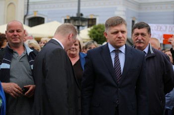 Stavanie Maja Banska Bystrica 2015 | REGIONAL MEDIA, s.r.o.