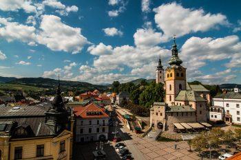 Barbakan, mestsky hrad, mesto Banska Bystrica 2015   REGIONAL MEDIA, s.r.o.