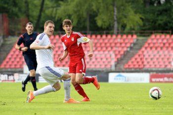 BBonline.sk - futbal - FK Dukla Banska Bystrica vs MFK Ruzomberok - 02.05.2015 - Banska Bystrica