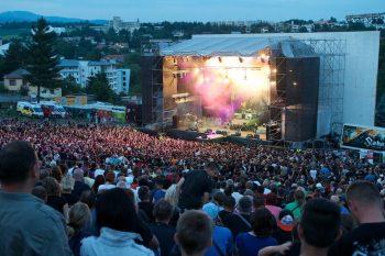 Nightwish, Sabaton, amfiteater Banska Bystrica 2015 | BBonline.sk, ZVonline.sk