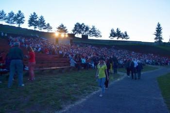 Nabucco amfiteater, amfik Banska Bystrica, Statna opera 2015   REGIONAL MEDIA, s.r.o.