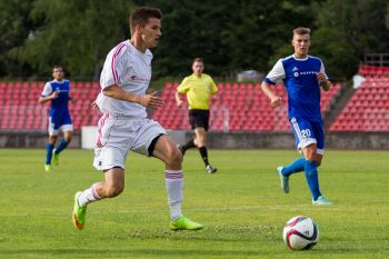 FK Dukla Banska Bystrica - MFK Lokomotiva Zvolen futbal 2015   REGIONAL MEDIA, s.r.o.