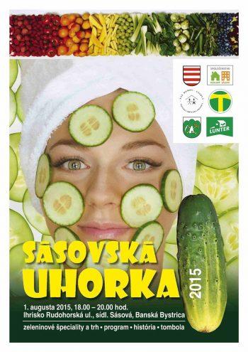 Den Sasovskej uhorky 2015
