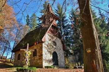 Kaplnka Vyhne Hudec