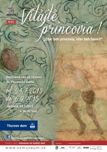Plagát_na_výstavu_VITAJTE_PRINCOVIA