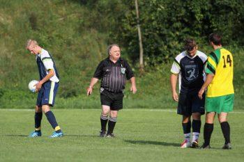 Futbal - Malachov vs. Harmanec - 23.08.2015 - Banska Bystrica