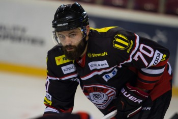 HC '05 Banska Bystrica - Medvescak Zahreb, hokej 2015   REGIONAL MEDIA, s.r.o.