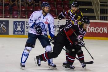 HC '05 Banska Bystrica - Medvescak Zahreb, hokej 2015 | REGIONAL MEDIA, s.r.o.