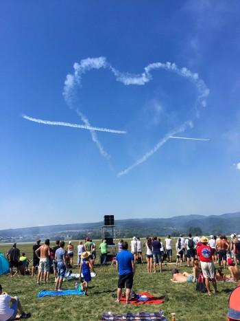 Medzinarodne letecke dni SIAF 2015, Sliac | REGIONAL MEDIA, s.r.o.