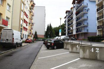 parkovacie plochy horna