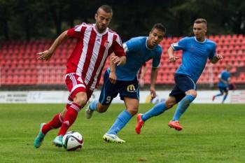 Futbal - FK Dukla Banska Bystrica - FC Nitra - 19.09.2015 - Banska Bystrica