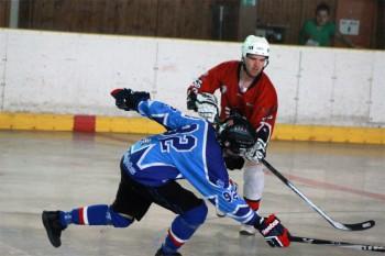 Hokejbal - play off - 13.09.2015 - Banska Bystrica