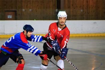 Hokejbal - play off - 20.09.2015 - Banska Bystrica