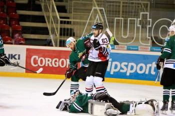 Hokej - HC 05 iClinic Banska Bystrica vs. HK 36 Skalica - 27.09.2015 - Banska Bystrica