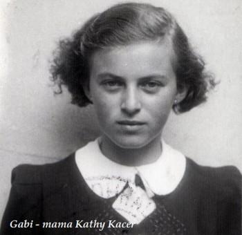 Mama Kathy Kacer_Gabi