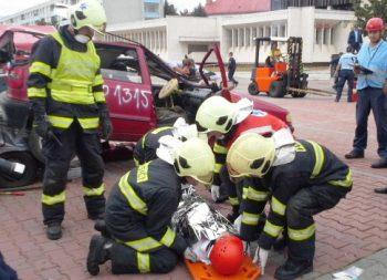 hasici ukazka zasah