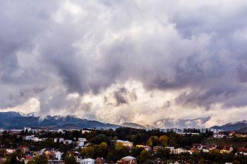 Jesen pocasie Banska Bystrica 2015 | BBonline.sk, ZVonline.sk