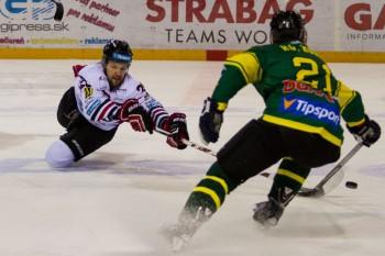 Hokej - HC 05 iClinic Banska Bystrica vs. MsHK DOXXbet Zilina - 02.10.2015 - Banska Bystrica