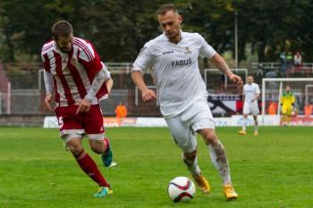 Futbal - FK Dukla Banska Bystrica vs. TJ Iskra Borcice - 10.10.2015 - Banska Bystrica