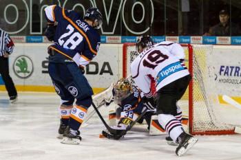 Hokej - HC 05 iClinic Banska Bystrica vs. HC Kosice - 11.10.2015 - Banska Bystrica