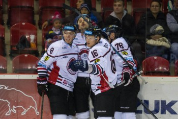 Hokej - Tipsport liga - HC 05 iClinic Banska Bystrica vs. MHC Martin - 18.10.2015 - Banska Bystrica