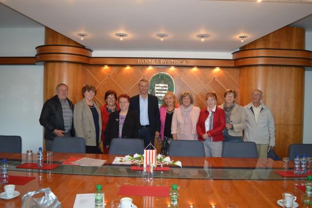Minulý týždeň som sa stretol aj s Radou seniorov.