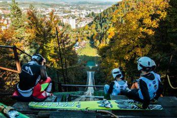 Skoky na lyziach, zlte piesky MSR 2015 | BBonline.sk, ZVonline.sk