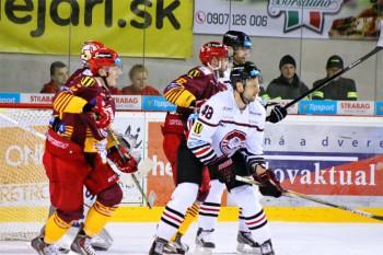 Hokej - Tipsport liga - HC 05 iClinic Banska Bystrica vs. Dukla Trencin - 23.10.2015 - Banska Bystrica