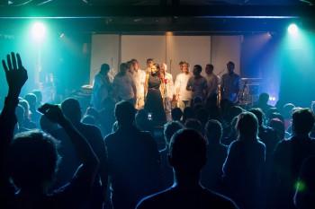 Jana Kirschner koncert Zahrada CNK Banska Bystrica 2015 | BBonline.sk, ZVonline.sk