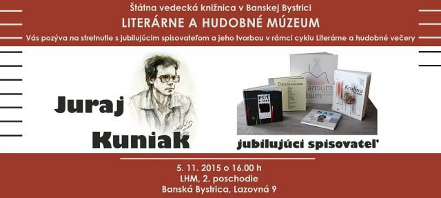 Juraj Kuniak-pozvanka