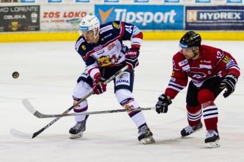 Hokej - Tipsport liga - HKM Zvolen vs. HC 05 iClinic Banska Bystrica - 01.11.2015 - Zvolen