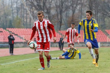 Futbal - FK Dukla Banska Bystrica vs. OFK Dunajska Luzna - 07.11.2015 - Banska Bystrica