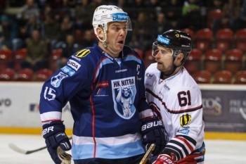 Hokej - Tipsport liga - HC 05 iClinic Banska Bystrica vs. HK Nitra - 10.11.2015 - Banska Bystrica