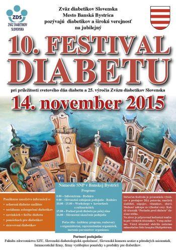 10. festival diabetu